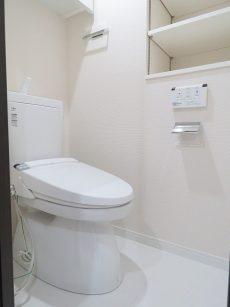 松栄戸越マンション トイレ