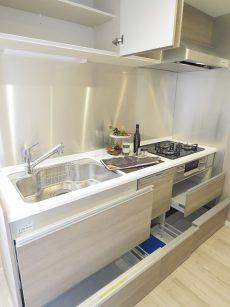 東山コーポラス キッチン
