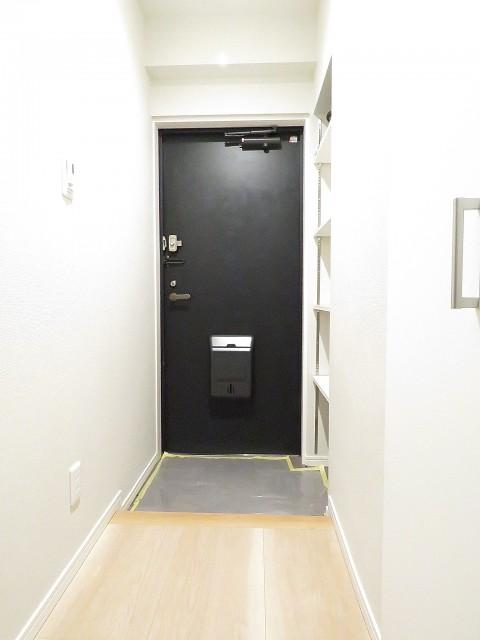 入谷アムフラット 玄関ホール
