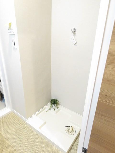 瀬田サンケイハウス 洗濯機置場