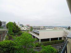 瀬田サンケイハウス 眺望