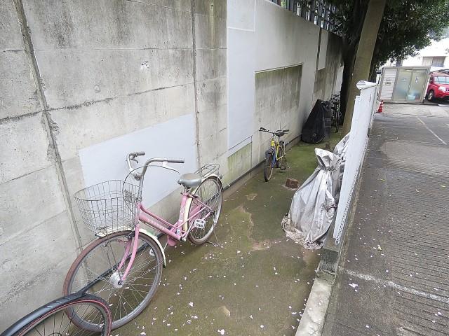 瀬田サンケイハウス 駐輪場