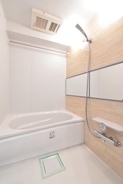 大森永谷マンション 浴室