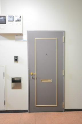 経堂スカイマンション 玄関
