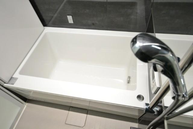 クレール島津山 浴室