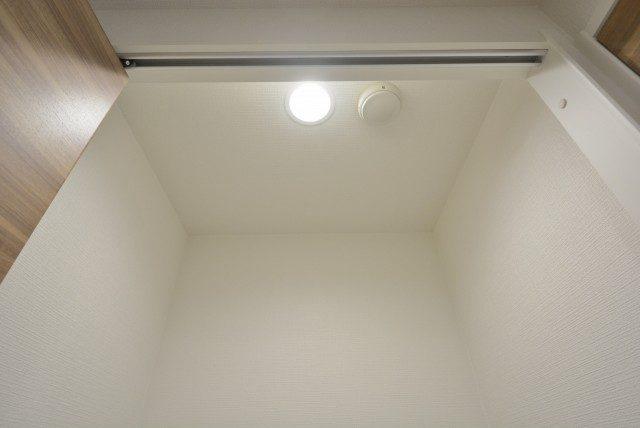 ライオンズシティ渋谷本町 洗濯機スペース