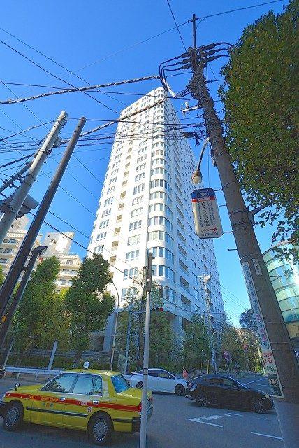 青山ザ・タワー 外観