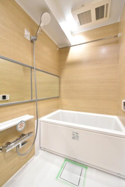 秀和六本木レジデンス 浴室