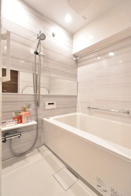 目白台コーポ 浴室