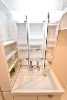 大森永谷マンション 洗面室