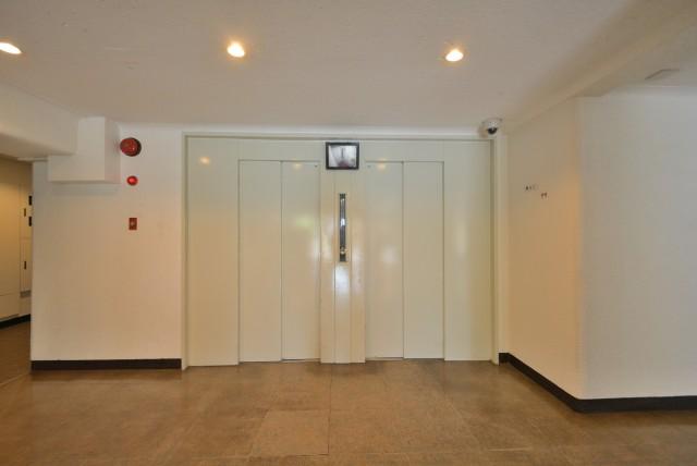 秀和代官山レジデンス エレベーター