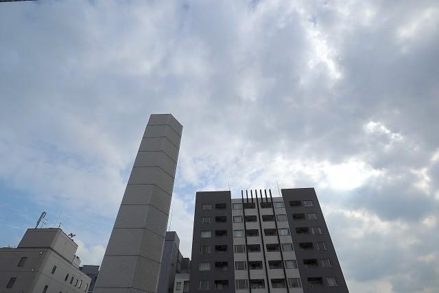 五反田サニーフラット バルコニー