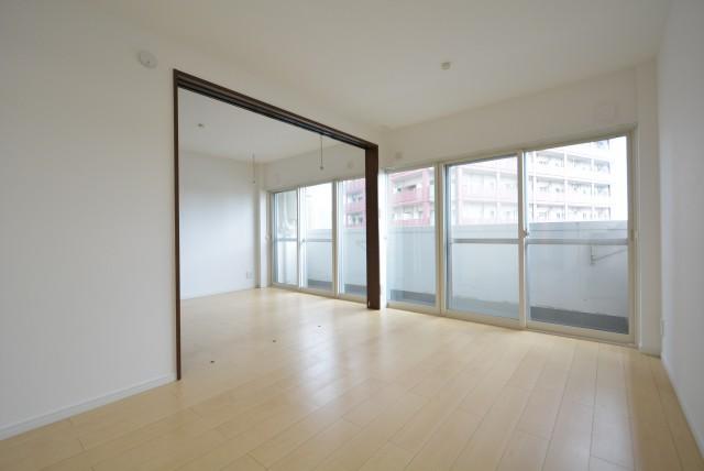 シャトレ市ヶ谷 LDK+洋室