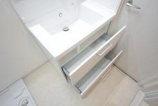 二子玉川ロイヤルマンション 洗面室
