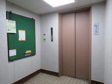 田園調布コーポラス エレベーター