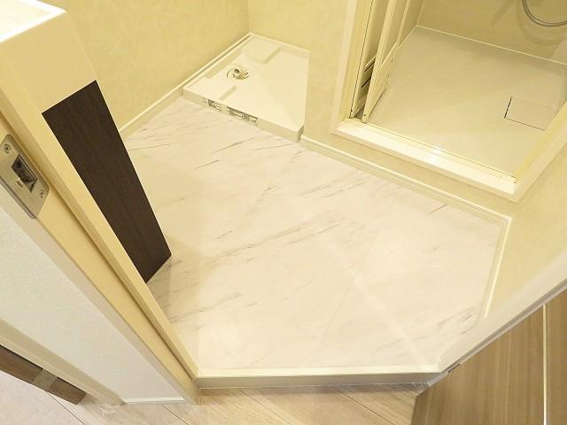 シャンボール都立大 洗面室