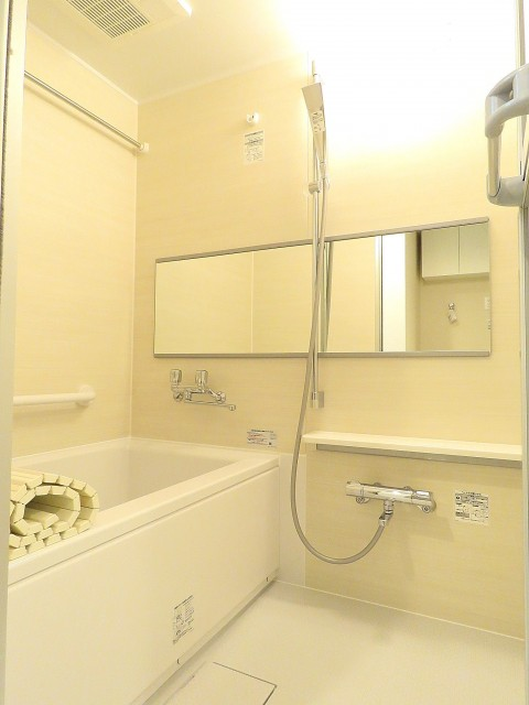 深沢コーポラス バスルーム