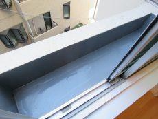 松見坂武蔵野マンション 洋室約6帖窓