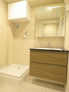日商岩井第2玉川台マンション 洗面室