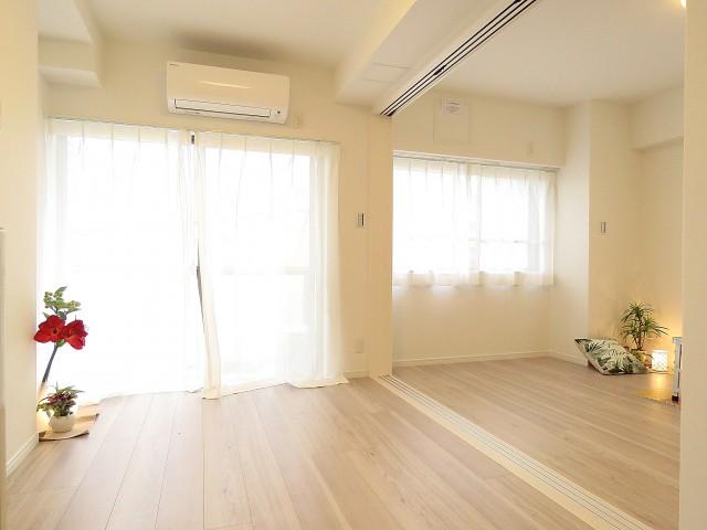 小石川ハイツ DK+洋室