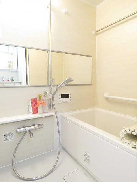 小石川ハイツ バスルーム