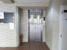 小石川ハイツ エレベーター