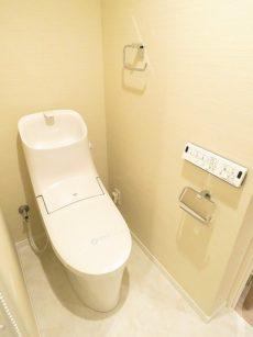 御苑フラワーマンション トイレ