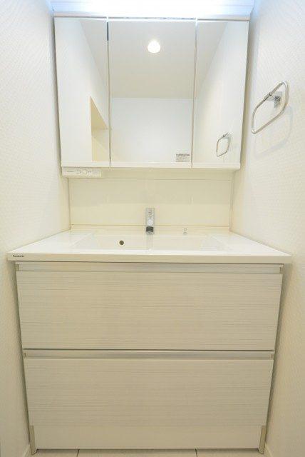 豊栄平町マンション 洗面室