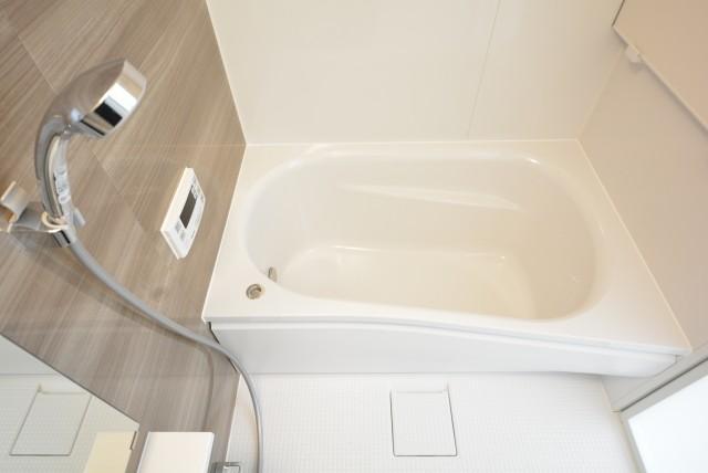 二子玉川ロイヤルマンション 浴室