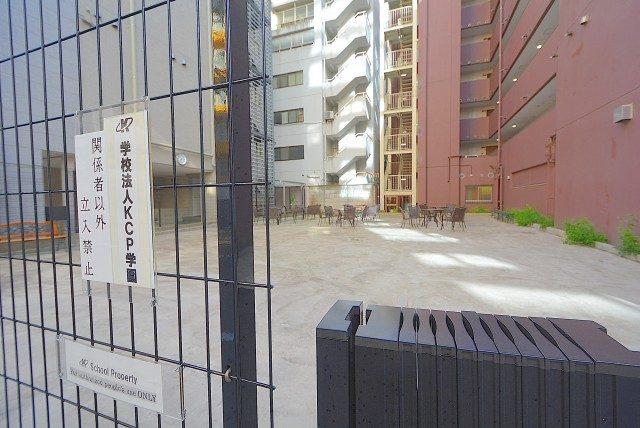 グランドメゾン新宿東 お隣