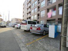 田園調布コーポラス 駐車場