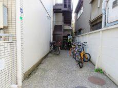 朝日プラザ北新宿 駐輪場