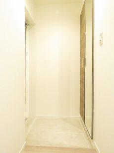 朝日プラザ北新宿 玄関ホール