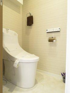朝日プラザ北新宿 トイレ