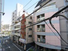 朝日プラザ北新宿 眺望