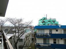 四谷軒第5経堂シティコーポ 眺望