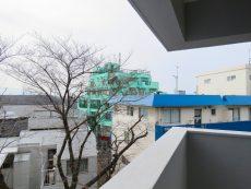 四谷軒第5経堂シティコーポ 共用廊下眺望