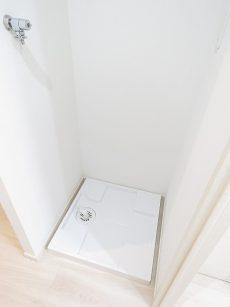 コージーコート二子玉川 洗濯機置場
