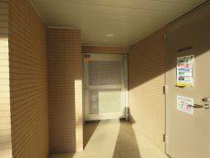 コージーコート二子玉川 駐輪場