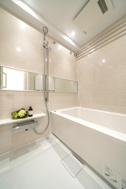 シャンボール都立大 浴室