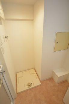 神楽坂ハウス 洗面室