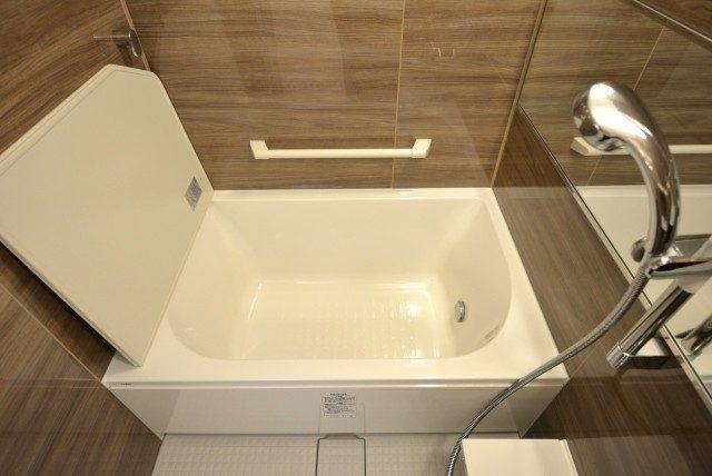 神楽坂ハウス 浴室