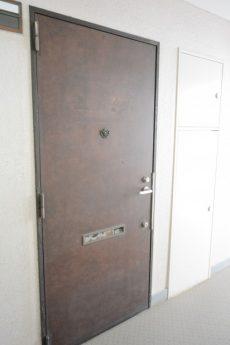 グランドメゾン新宿東 玄関