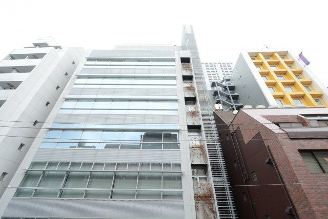 グランドメゾン新宿東 バルコニー