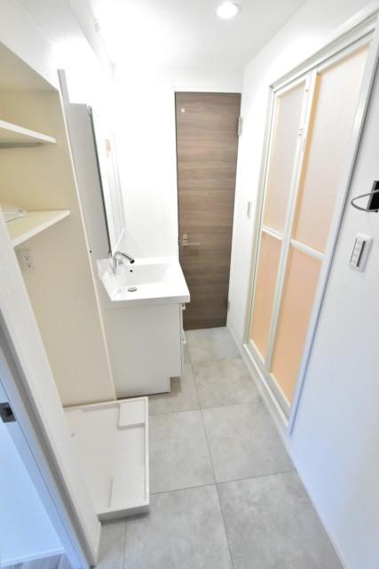 新中野マンション 洗面室