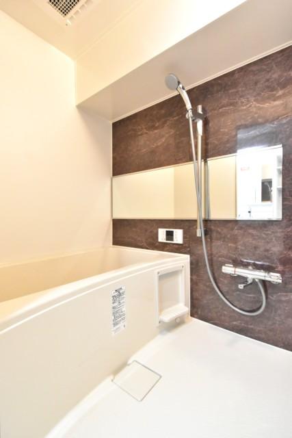 新中野マンション 浴室