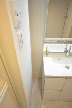 トーア明大前マンション 洗面室