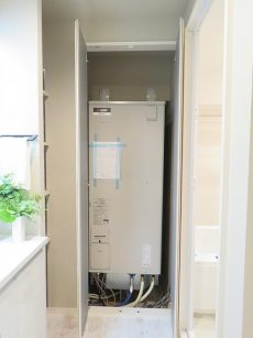 シティハウス西大久保 電気温水器