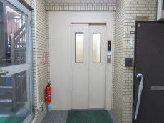 ライオンズマンション三軒茶屋第3 エレベーター