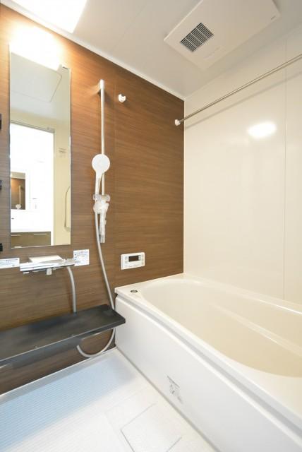 小石川ハイツ 浴室